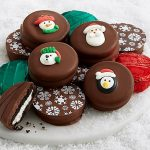 Christmas Chocolate Covered Oreo® Cookies