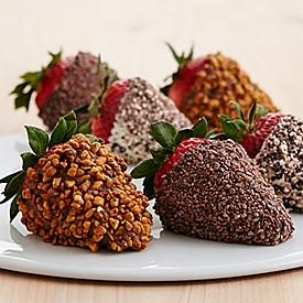 Full Dozen Gourmet Dipped Premium Strawberries