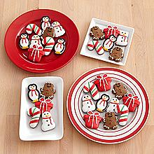 Holiday Mini Cookies - 30 Piece