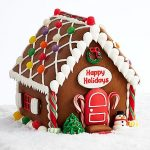 Personalizable Handmade Gingerbread House