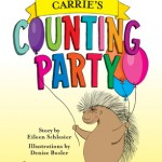 Personalized 1-2-3 Counting Storybook