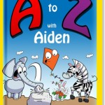 Personalized A to Z Storybook