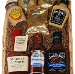 Baskets Full of Christmas Gift Ideas