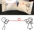 Say I Love You Couple Pillowcases