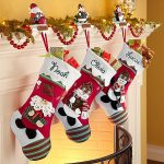Winter Wonderland Personalized Stockings