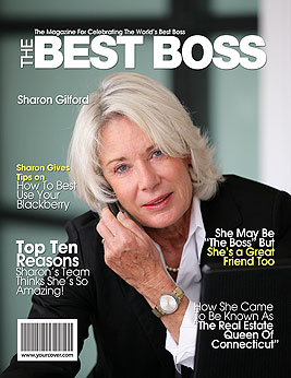 feature the members of your office staff on the cover of a fake magazine from your cover this year the perfect gift best boss magazine cover