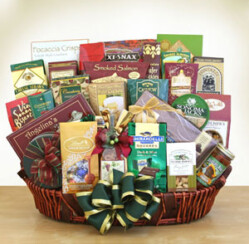 Gift Baskets to Help Kick Off the New Year