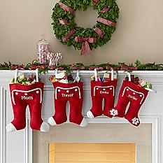Hang Your Christmas Stockings!!