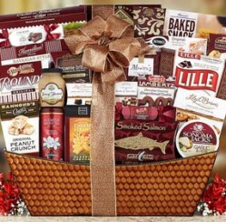 Check Out These Unique Gift Baskets for Men This Christmas!