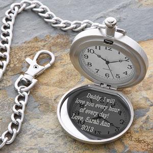 Herrington-Engraved-Silver-Pocket-Watch