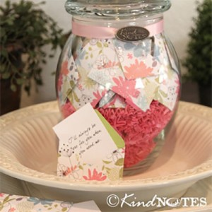 Jar of Notes