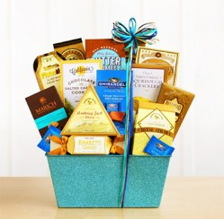 Wrap Up Your Shopping with Christmas Gift Baskets