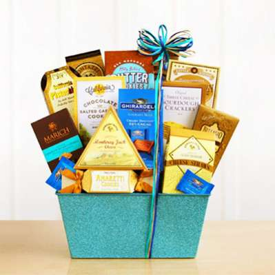 Sensational Christmas gifts baskets