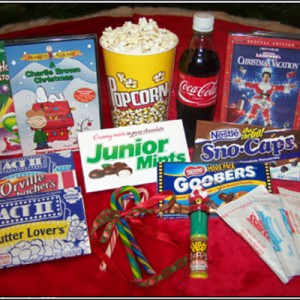 Christmas Movie Night with New DVD OR $10.00 iTunes gift card
