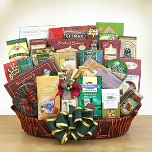 Corporate Extravaganza Gift Basket
