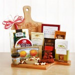Gourmet Cutting Board Gift Set