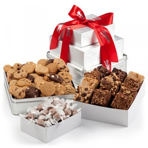 Mrs.-Fields®-Elegant-Cookie-Gift-Tower