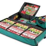 Ultimate Gift Wrap Storage Bag