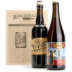 The Rare Beer Club Two Bottles