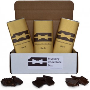Mystery Chocolate Box Gift Subscription