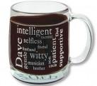 Word Art Coffee Mug