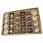 Miami Beach 24pc Assorted Chocolates Box