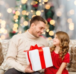 Finding Christmas Gifts for Dad from Daughter without the Hassle