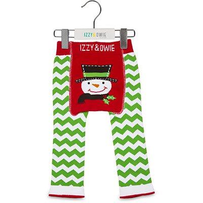Snowman - Cozy Baby Leggings