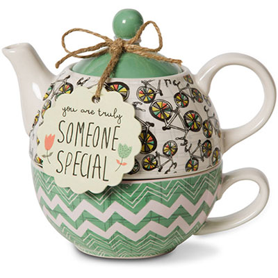 Someone Special - Teapot & Cup Combo