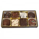 Miami Beach Oreo, Turtle, & Bark Gift Box