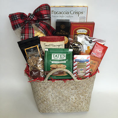 have you considered a unique gift basket this holiday season gift baskets are an excellent choice as