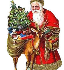 Where Did Santa Claus Come From?