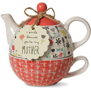 Mother - Teapot & Cup Combo