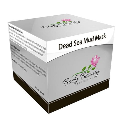 Body Beauty Essentials Dead Sea Mud Mask