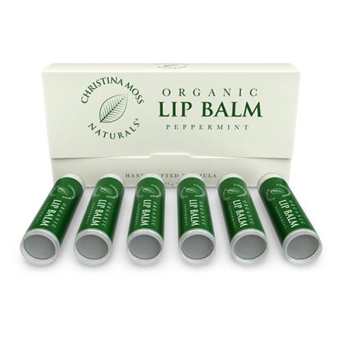 Organic Lip Balm (Peppermint)