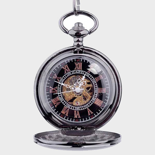 pocket watch unique Christmas gifts
