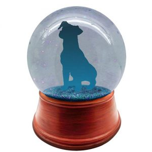 Custom Pet Bobble Snow Globe