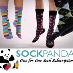 Sock Panda Monthly Sock Subscription