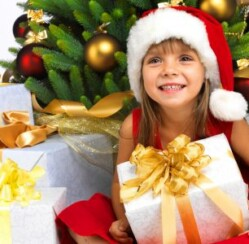 Operation Christmas Child Brings Christmas Gifts to Kids