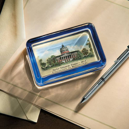 Commemorative College Paperweight