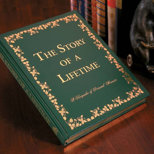 The Story of a Lifetime Book