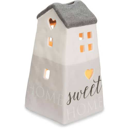 Home Sweet Home 6 Inch Porcelain House