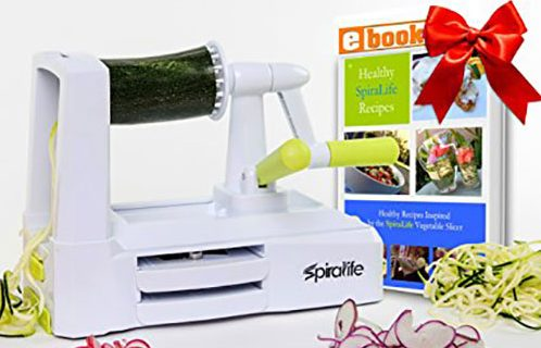 Spiralizer unique Christmas gifts for women