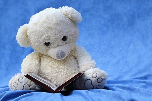 teddy classic christmas book