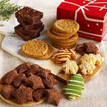 Christmas Bakery Gift Assortment Gift Baskets