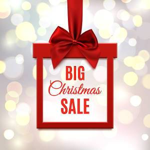 Big Christmas Sale