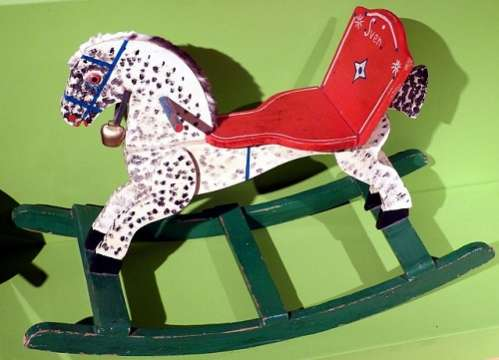 rocking horse most wanted christmas gifts