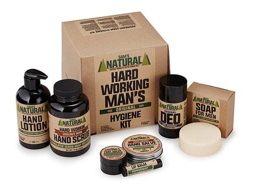 All Natural Hygiene Kit