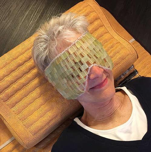Soothing Jade Eye Mask