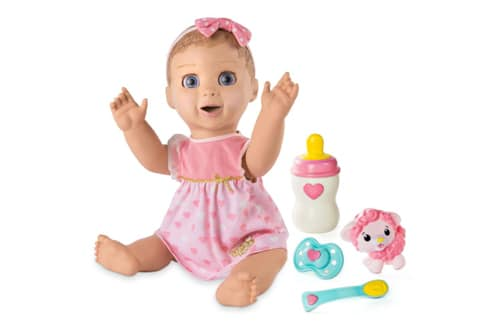 The Baby Doll That's Already Selling Out: Luvabella Responsive Baby Doll